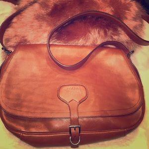 Prada Large Messenger Bag